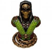 Бюст Mortal Kombat Scorpion Bust Statue Скорпион