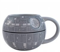 Чашка Star Wars Death Star Ceramic 3D Mug Звезда смерти