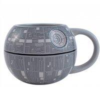 Чашка Star Wars Death Star Ceramic 3D Mug Звезда смерти