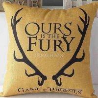 Подушка Game of Thrones  (Cotton & Linen) Baratheon