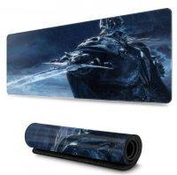Коврик World of Warcraft Gaming Mouse Pad - Arthas Lich King (60*30 см)