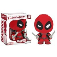Мягкая игрушка Fabrikations Funko Marvel: Deadpool Plush