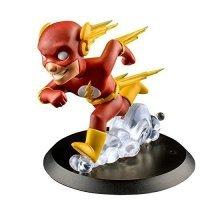 Фигурка Quantum Mechanix The Flash DC Comics Q-Pop Vinyl Q Figure