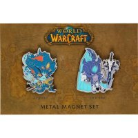 Набор магнитов World of Warcraft Metal Magnet Set