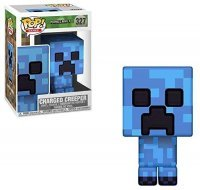 Фигурка Funko POP Games: Minecraft - Charged Creeper Exclusive