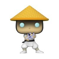 Фигурка Funko Pop Mortal Kombat - Raiden Райдэн 538
