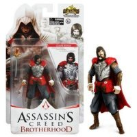 Фигурка Assassin's Creed Brotherhood Cesare Borgia Action Figure
