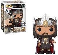 Фигурка Funko Pop! Lord Of The Rings - King Aragorn Exclusive