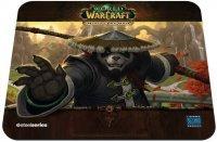 Коврик STEELSERIES QcK  World of Warcraft: Pandaren Monk