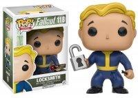 Фигурка Funko Pop! Fallout - Locksmith Exclusive
