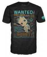 Футболка Men's Pop! T-Shirts: Guardians Of The Galaxy - Groot Line Up (размер L)