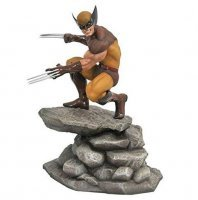 Фигурка Diamond Select Toys Marvel Gallery: Wolverine