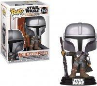 Фигурка Funko Pop Star Wars: Mandalorian (Final) Фанко Звёздные войны: Мандалорец