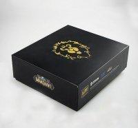 Кошелёк - World of Warcraft Alliance Crest Leather Wallet (подарочная упаковка)