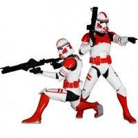 Фигурка Wondercon Exclusive Star Wars Shock Trooper 2-Pack ArtFx (kotobukiya)