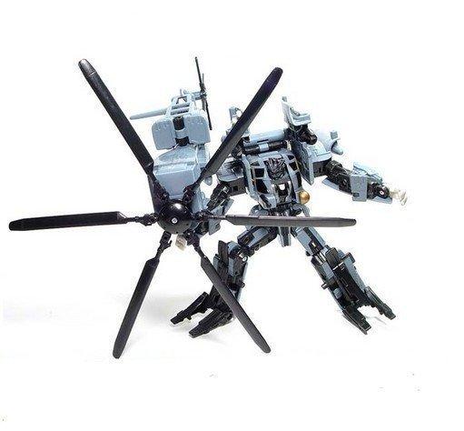 Фигурка Transformers Decepticon Blackout robot Action figure
