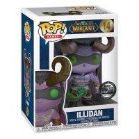 Фигурка Blizzard Exclusive Funko Pop! World of Warcraft Illidan Figurine Иллидан Фанко