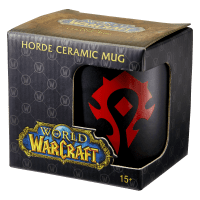 Чашка World of Warcraft Logo Mug - Horde