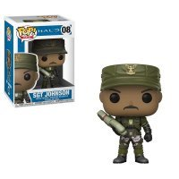 Фигурка Halo Funko Pop - SGT Johnson