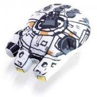 Мягкая игрушка Star Wars Millennium Falcon Super Deformed Vehicle Plush