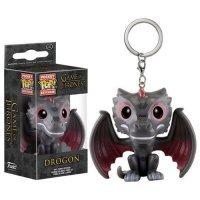 Брелок Game of Thrones Drogon Pocket Pop! Key Chain