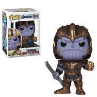 Фигурка Funko Marvel: Avengers Endgame - Thanos фанко Танос