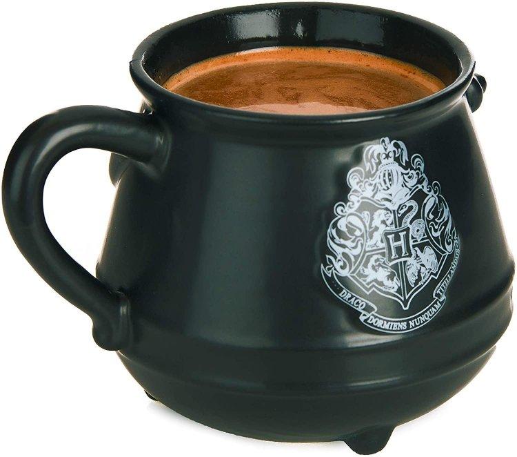 Кружка Harry Potter Cauldron Cup - Coffee Mug with Hogwarts Crest