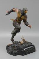 Статуэтка  Mortal Kombat X Scorpion Statue Kollector's Edition