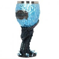 Кубок Game of Thrones Wine Goblet - Ice Dragon Viserion Ледяной дракон Визерион