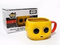 Чашка FUNKO POP! STAR WARS Sculpted ceramic Mug - C-3PO 12 oz