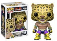 Фигурка Funko POP Games Tekken - Tekken King Figure