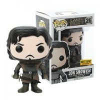 Фигурка Funko Pop! Game of Thrones Castle Black Jon Snow