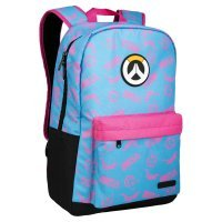 Рюкзак Overwatch D.Va Splash Backpack Blue/Pink